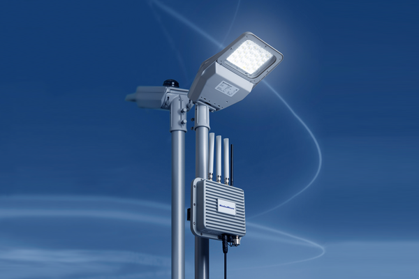 LED streetlights with Sensors
