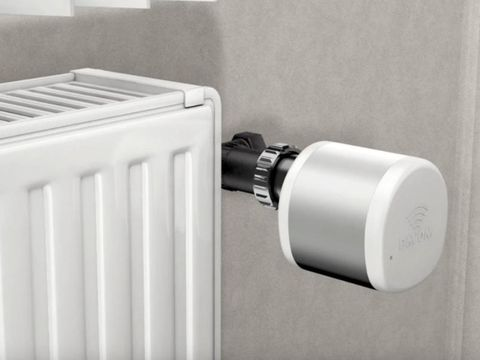 Radiator with SmartValve