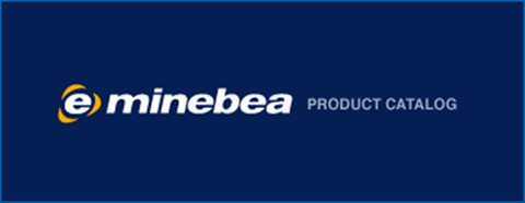 e-minebea product catalog