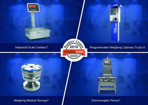 Intec weighing review awards